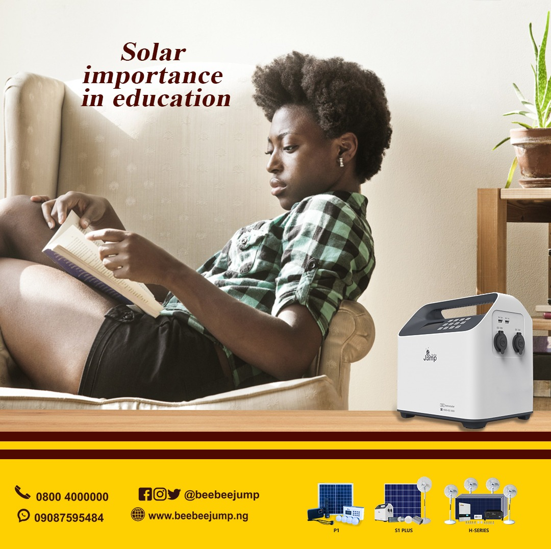 solar company in Nigeria |  solar product for household in Nigeria