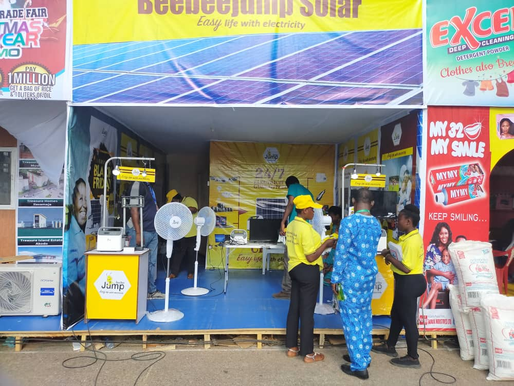 International trade fair 2020 | solar power company | solar company online